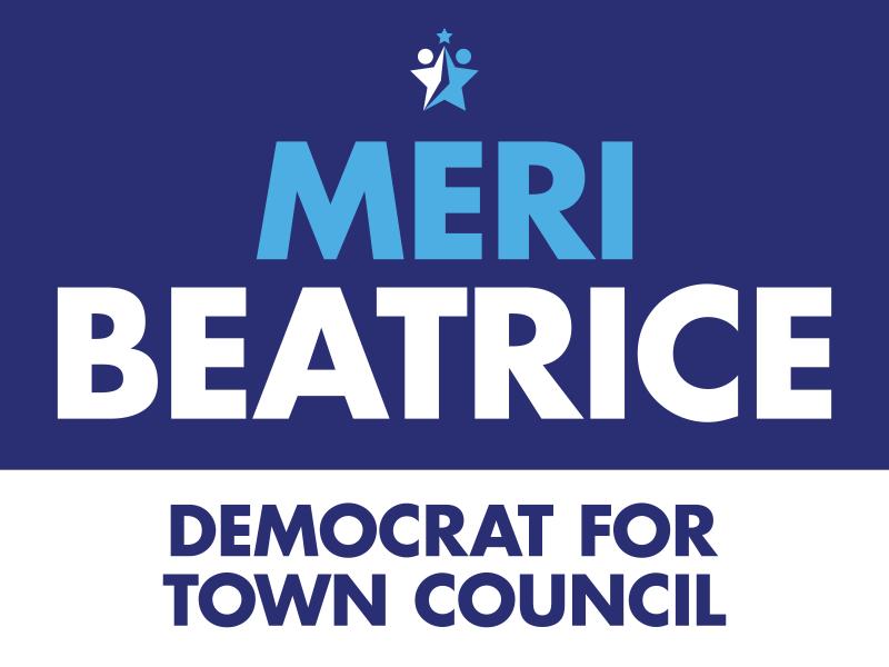 Meri Beatrice Democrat for Town Council