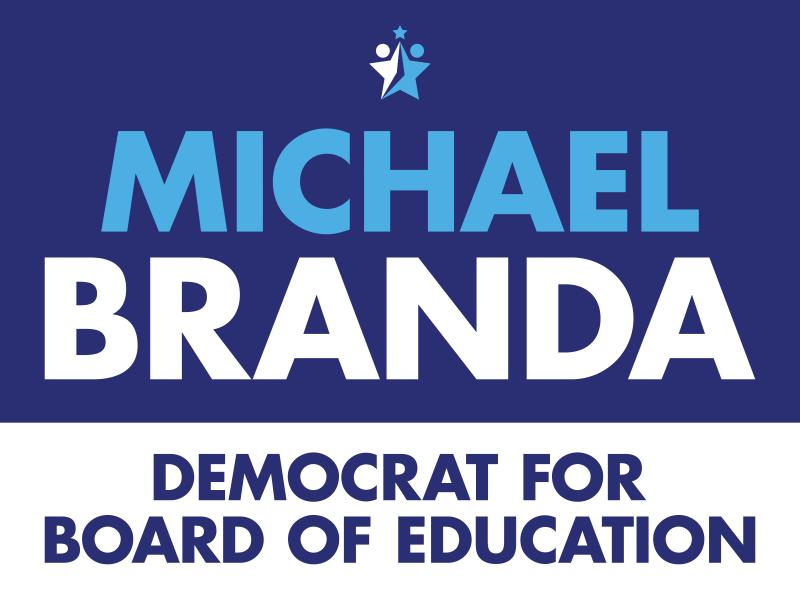 Michael Branda Democrat for Board of Education