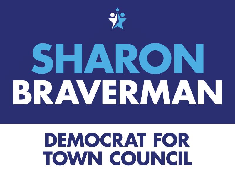 Sharon Braverman Democrat for Town Council